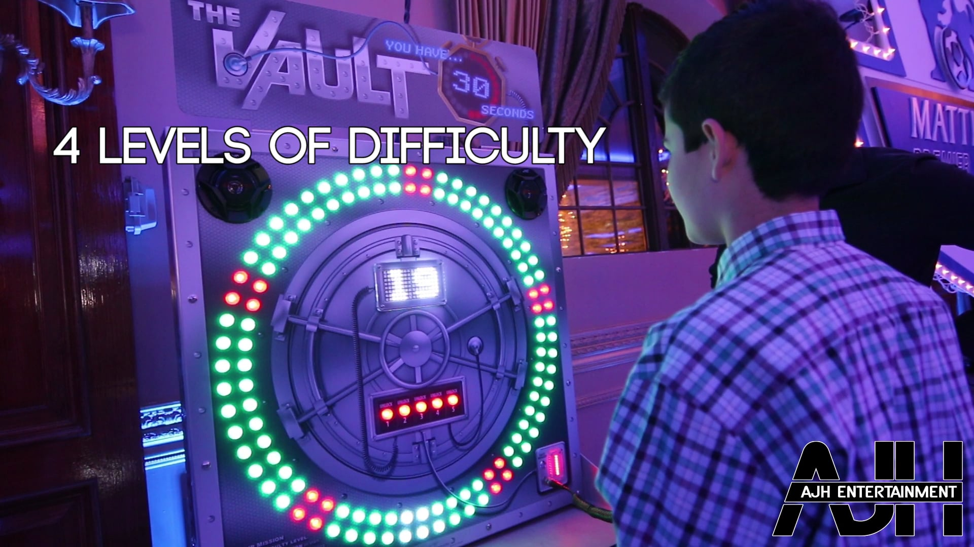 Extra Entertainment: The Vault