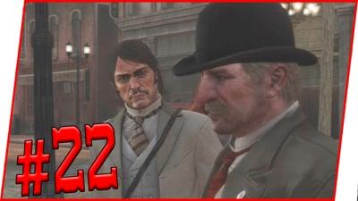 SOMETHING SMELLS FISHY! - Red Dead Redemption Walkthrough Pt.22