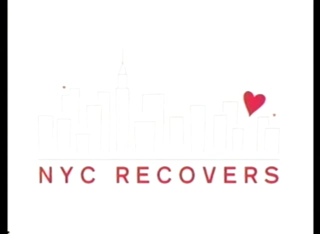NYC Recovers