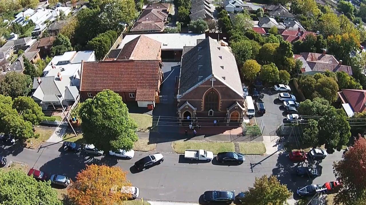 karine & Peter church