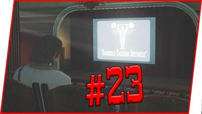 THE BEST MOVIE IN THEATERS! - Red Dead Redemption Walkthrough Pt.23