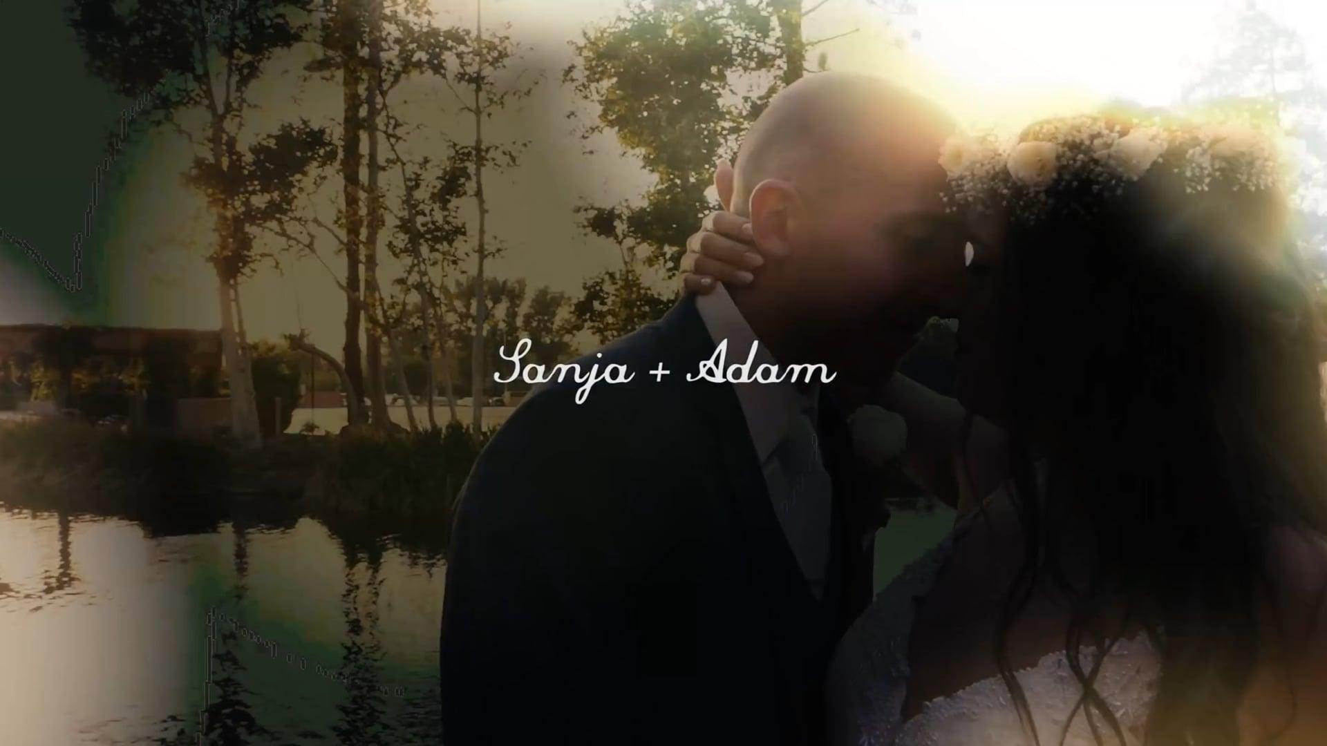 Sanja + Adam Featurette Film