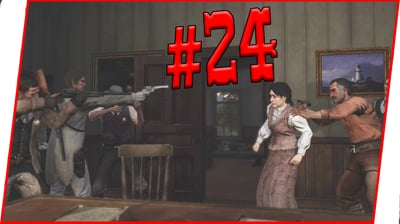 WHOA! I WASN'T EXPECTING THAT! - Red Dead Redemption Walkthrough Pt.24