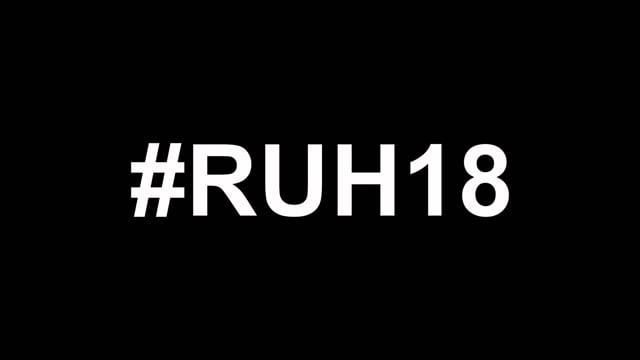 #RUH18