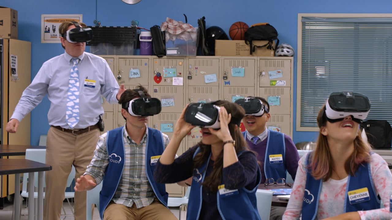 """SUPERSTORE Digital Series """"VR Closing Time"""""""