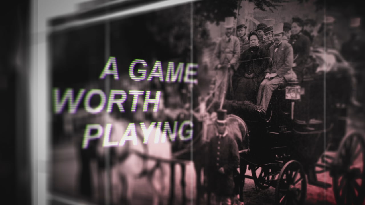 """The Player """"Animated History of the Game"""""""
