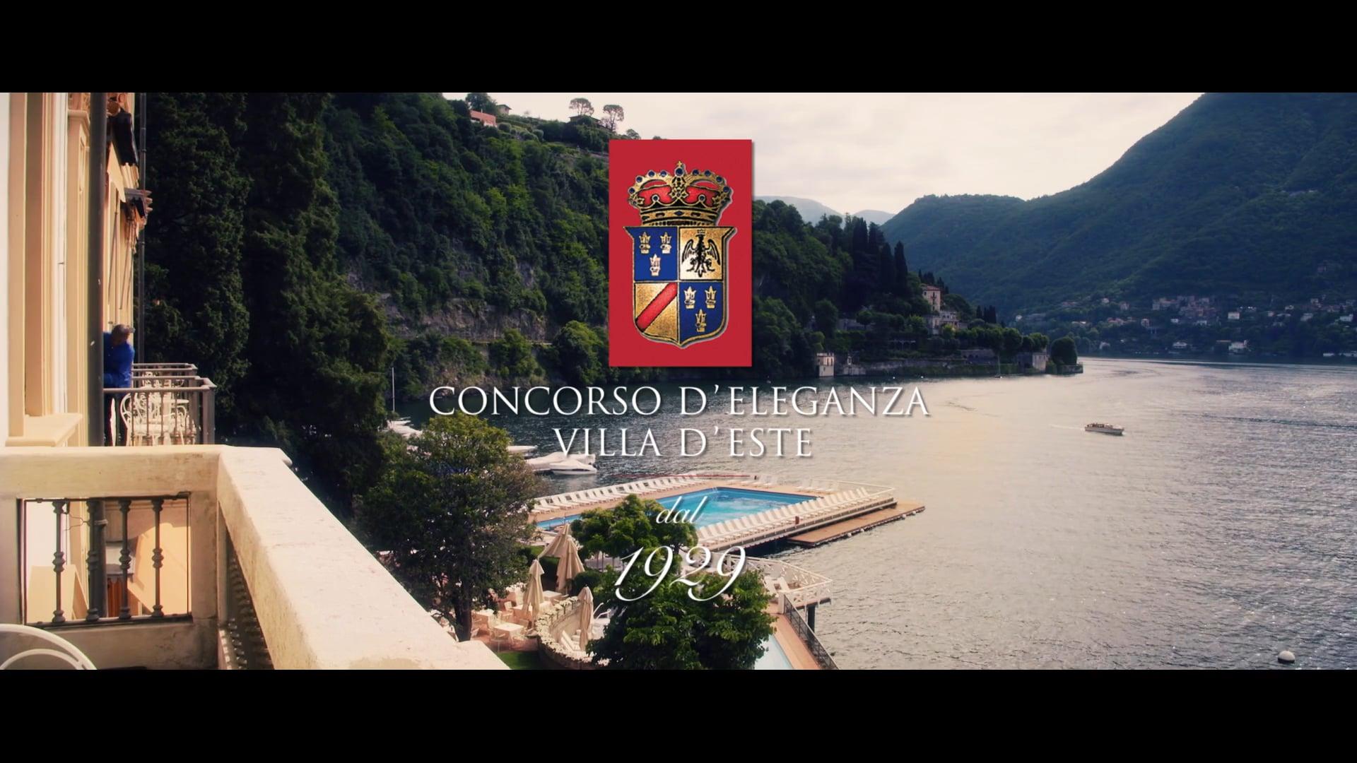 Concorso d'Eleganza Villa d'Este 2017 Review
