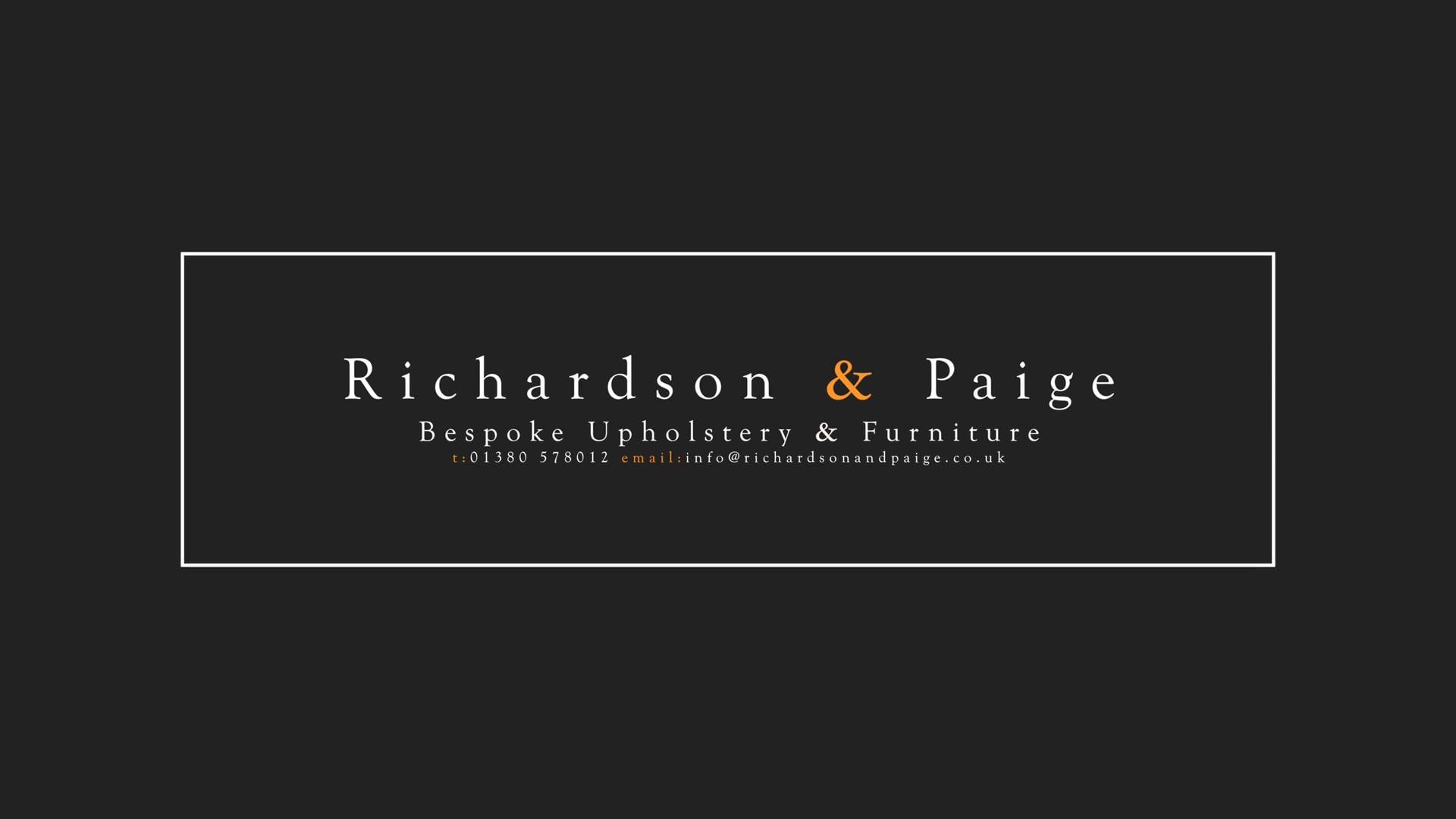 Richardson & Paige