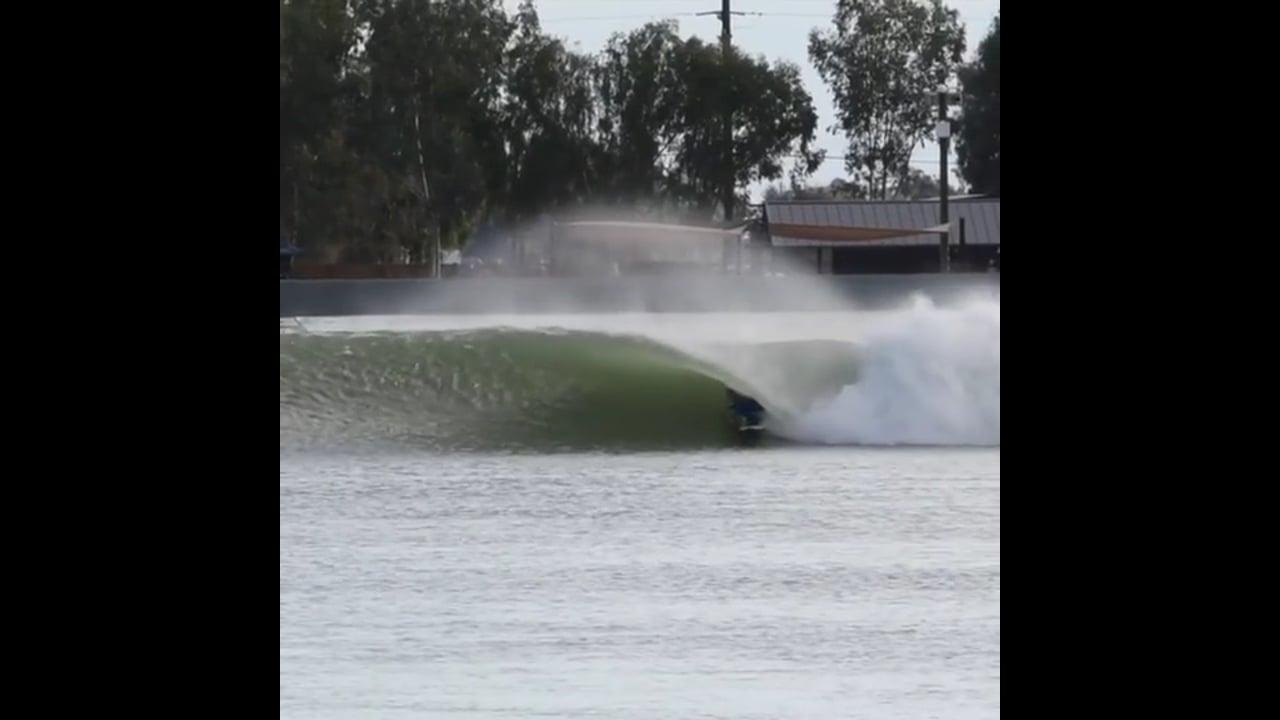 Sierra Kerr Surfing with MATTA Surfboards