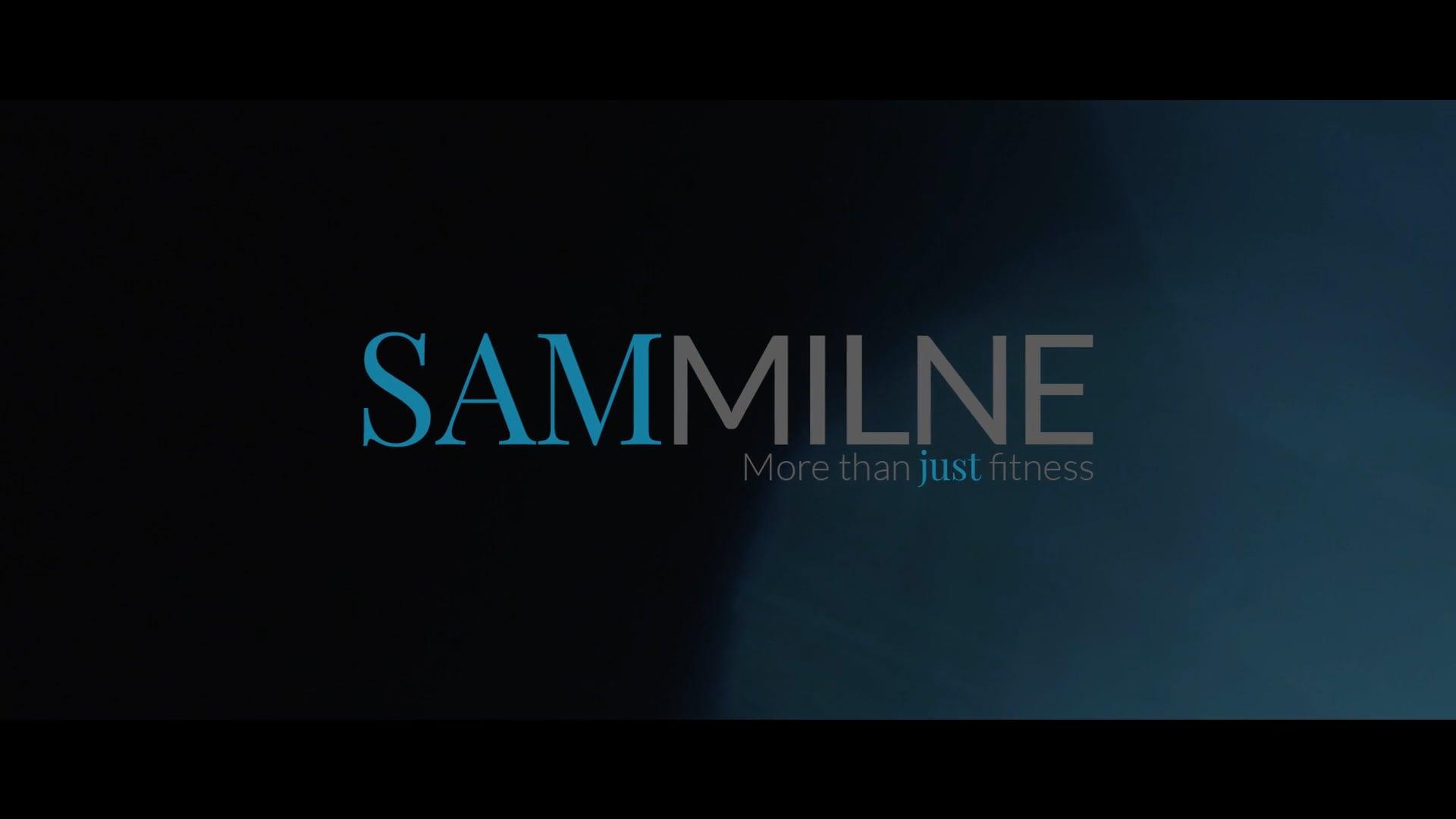 SAM MILNE - PT PROMO 2017