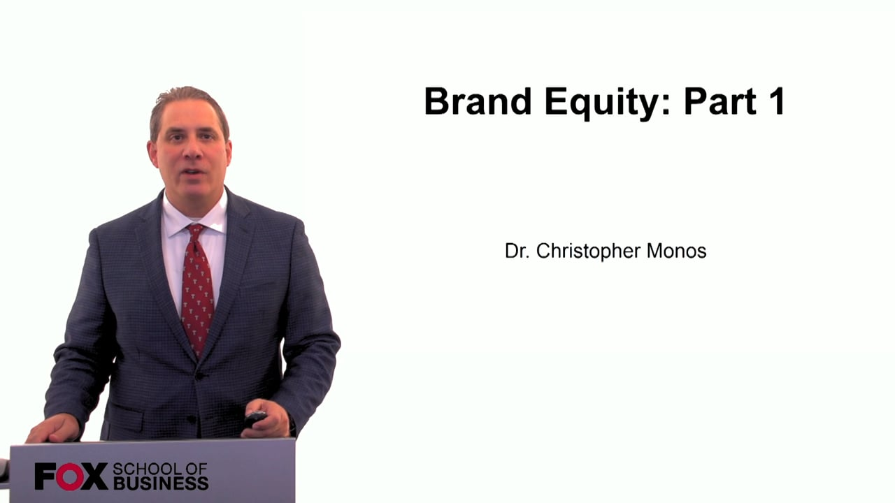 60071Brand Equity Part 1