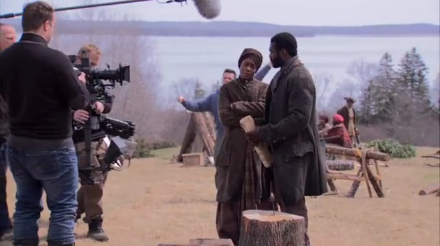 Book Of Negroes - Making of
