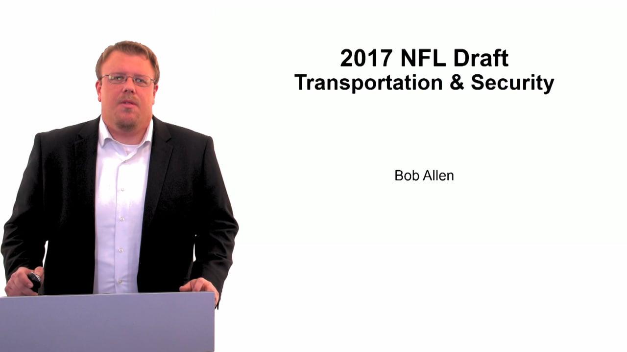 60092NFL Draft Transportation & Security