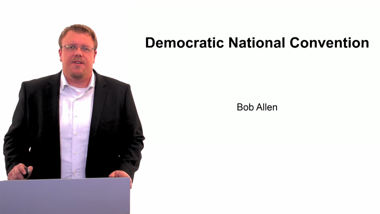 60090Democratic National Convention