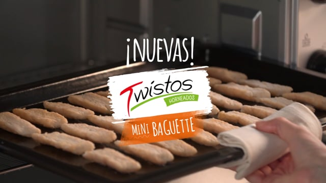 TWISTOS / Minibaguette