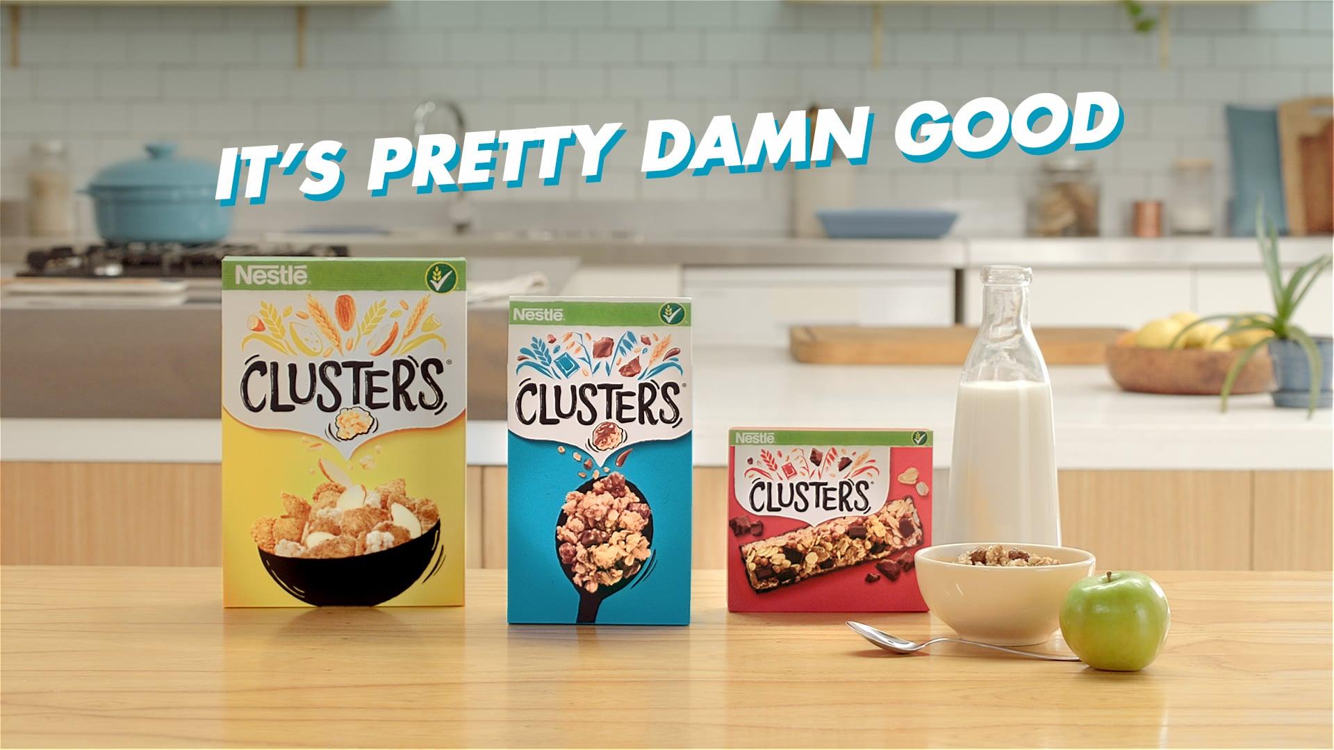CLUSTER - PRETTY DAMN GOOD