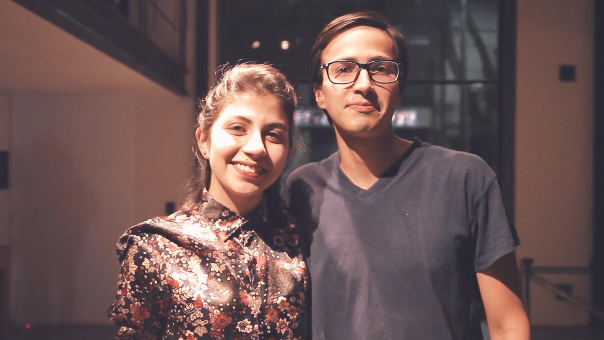 Residencias R.A.R.O. | Lucia González y Sergio Paéz Calvo