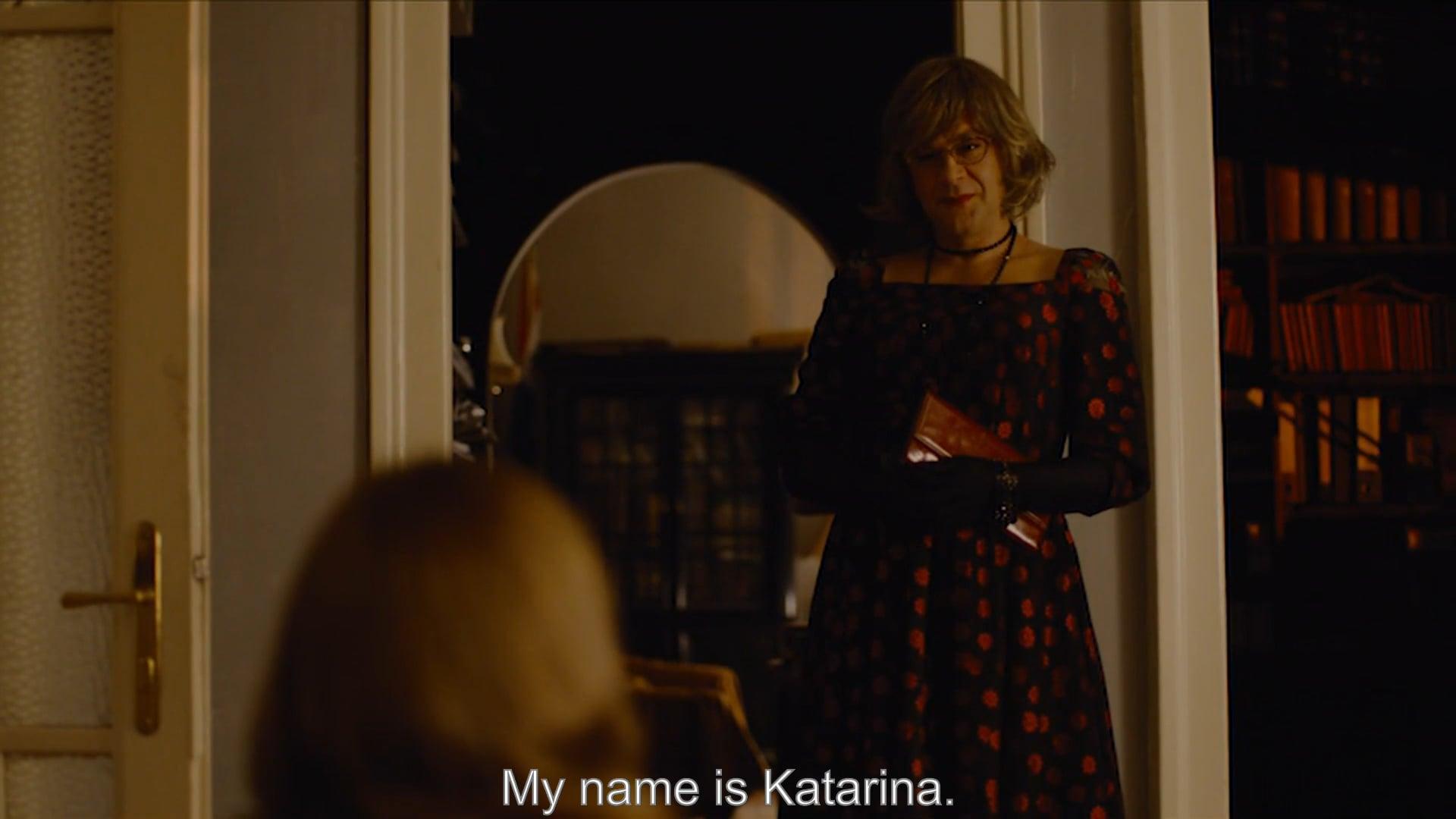 """Katarina (""""Ustav Republike Hrvatske"""")"""