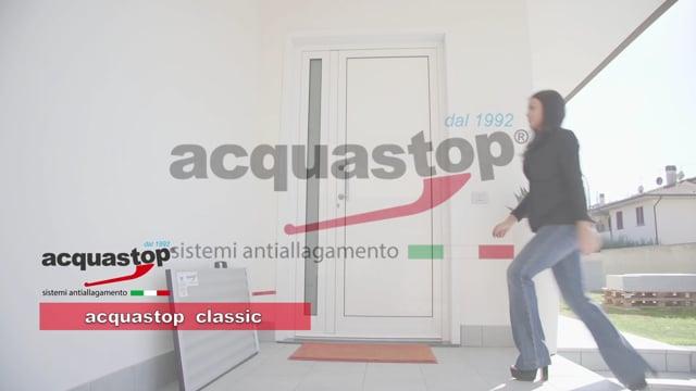 Installare Acquastop Classic è semplicissimo