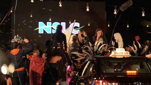 NSLC Big Thank You - Behind the Scenes