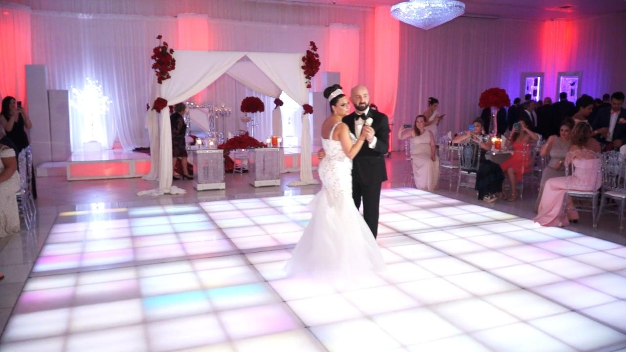 Tahoura  &  Shahin Wedding