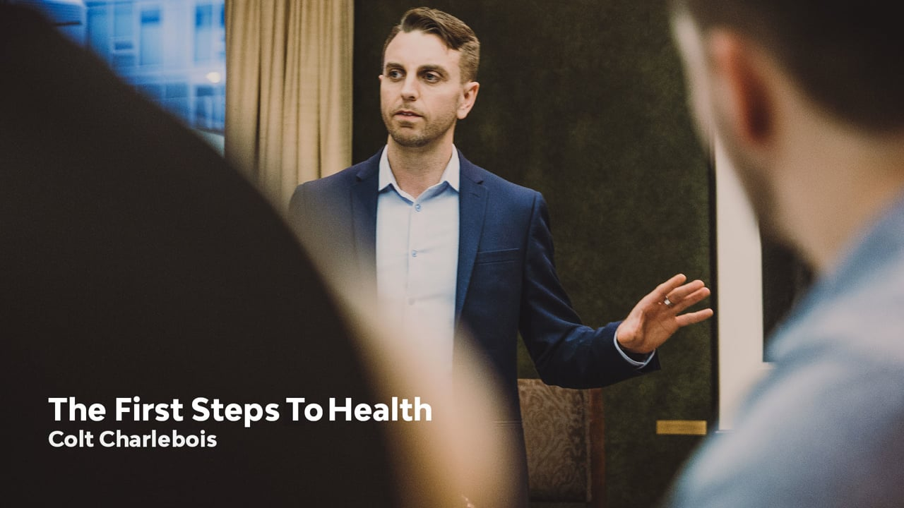The First Steps To Health - Steps of Awareness