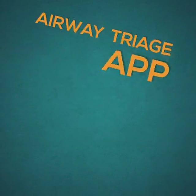 Airway Triage App