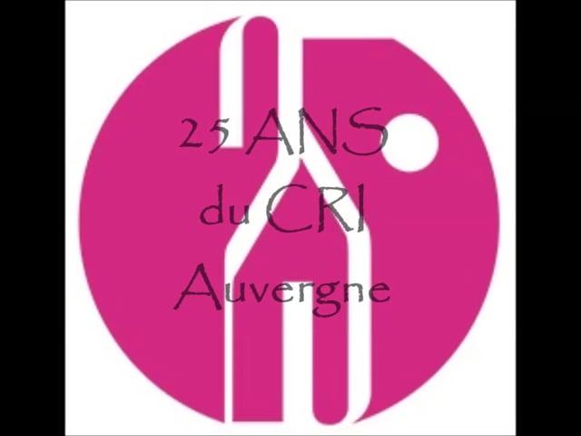 25 ans du CRI (historique en quelques images...)