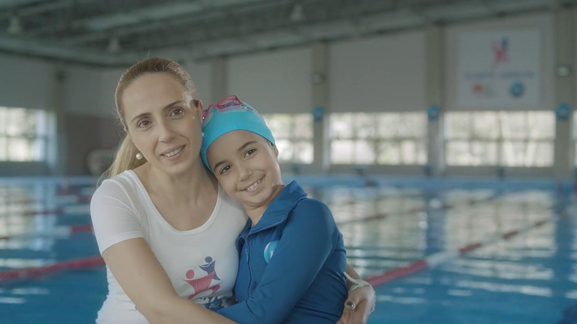 Semih Menda -P&G Olympic Moms - Swimming (Director's Cut)