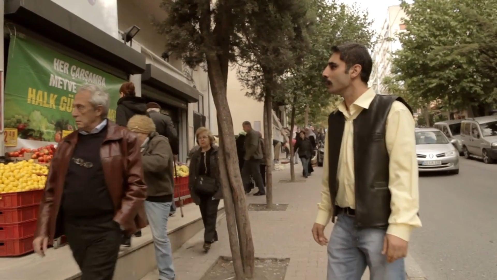 Selcen Ergun - Carrefoursa Tayfur kaderin peşinde interaktif film