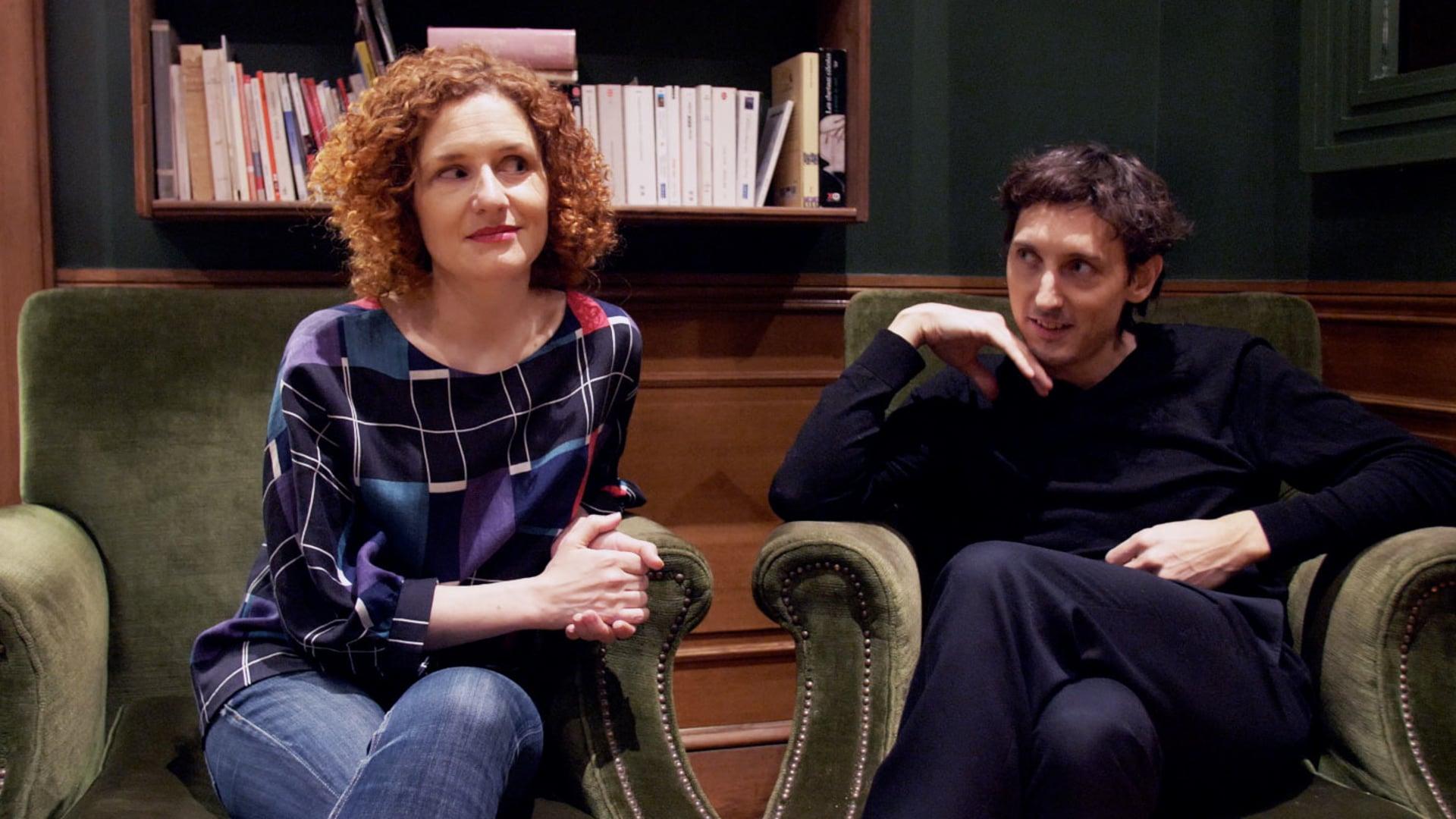Interview Liz Santoro et Pierre Godard à propos de MAPS au Théâtre de la Cité Internationale