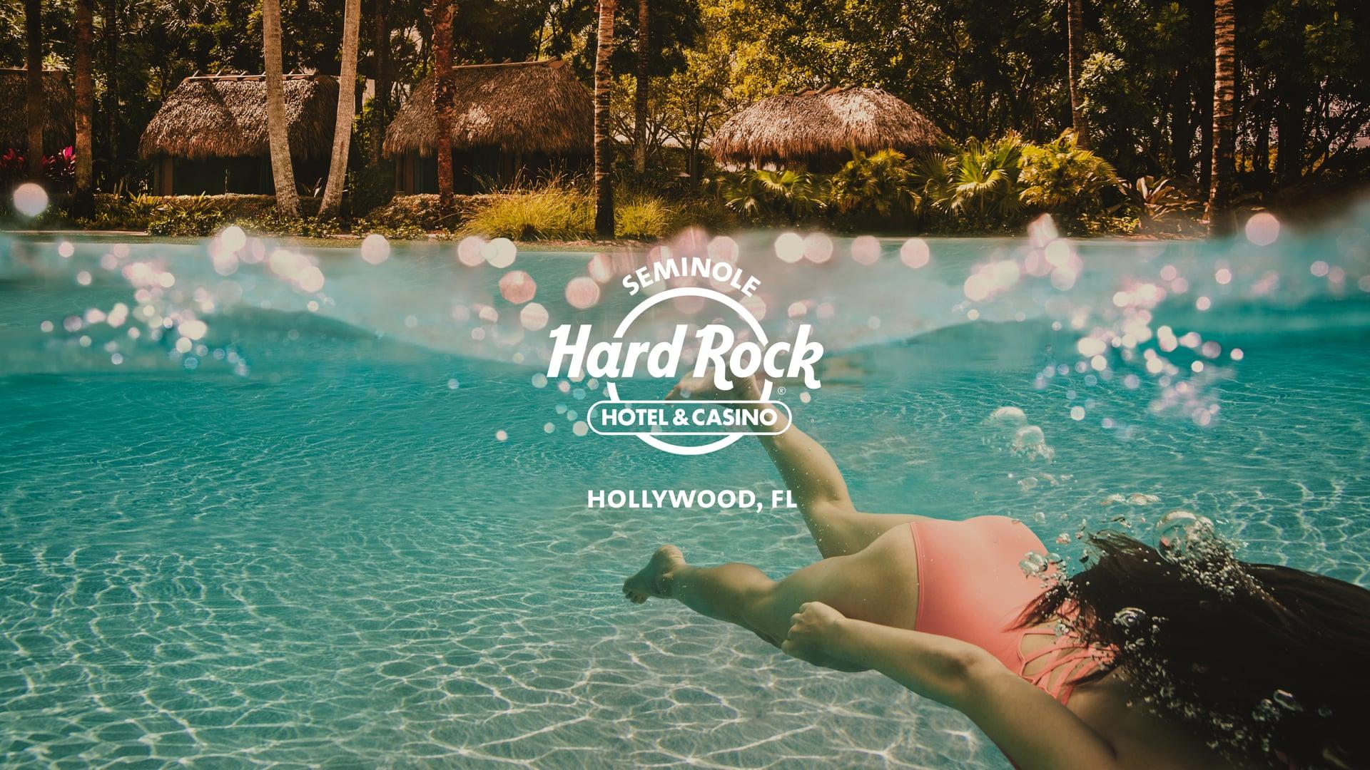 Hard Rock Hotel & Casino | Tropical Oasis