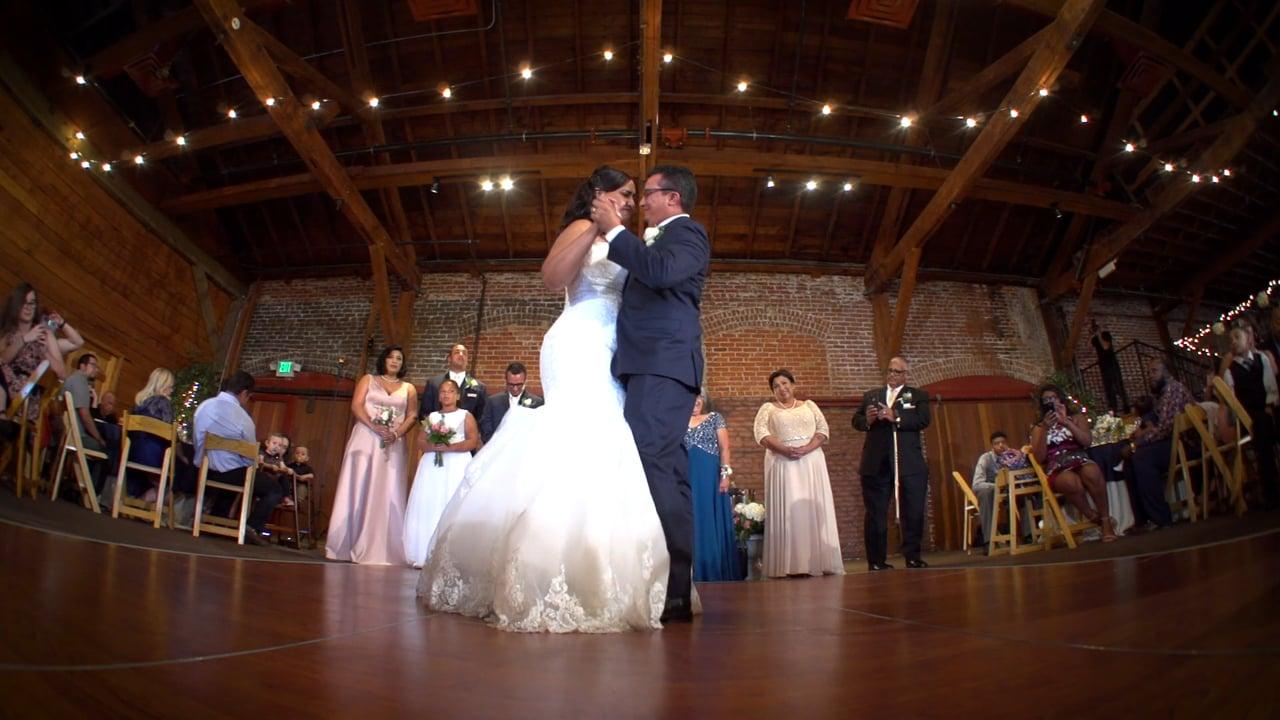 Melissa + Gavin ~ Wedding Video ~ Mitten Building & Blessed John XXIII Catholic  Church