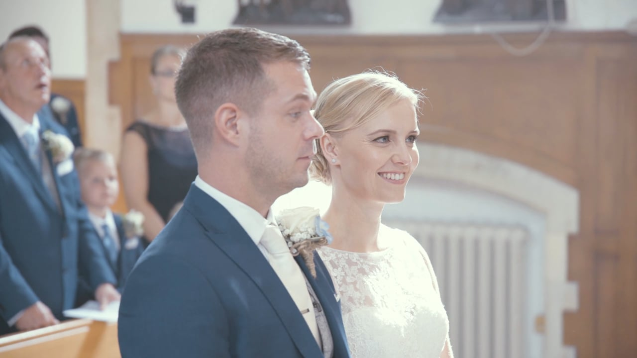 Carla and James - St John the Evangelist Church and Brookfield Barn, Horsham, Sussex