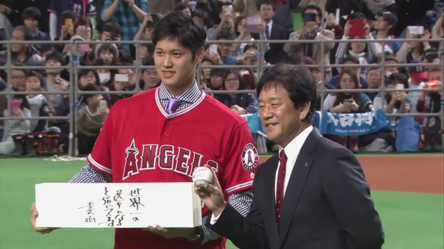 Recommended videos for Shohei Ohtani.
