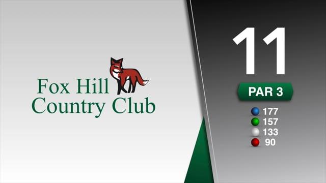Fox Hill CC 11