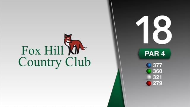 Fox Hill CC 18