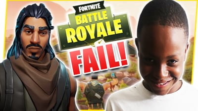 WHEN TRYING TO BE THE FORTNITE GOAT GOES WRONG! - FortNite Battle Royale