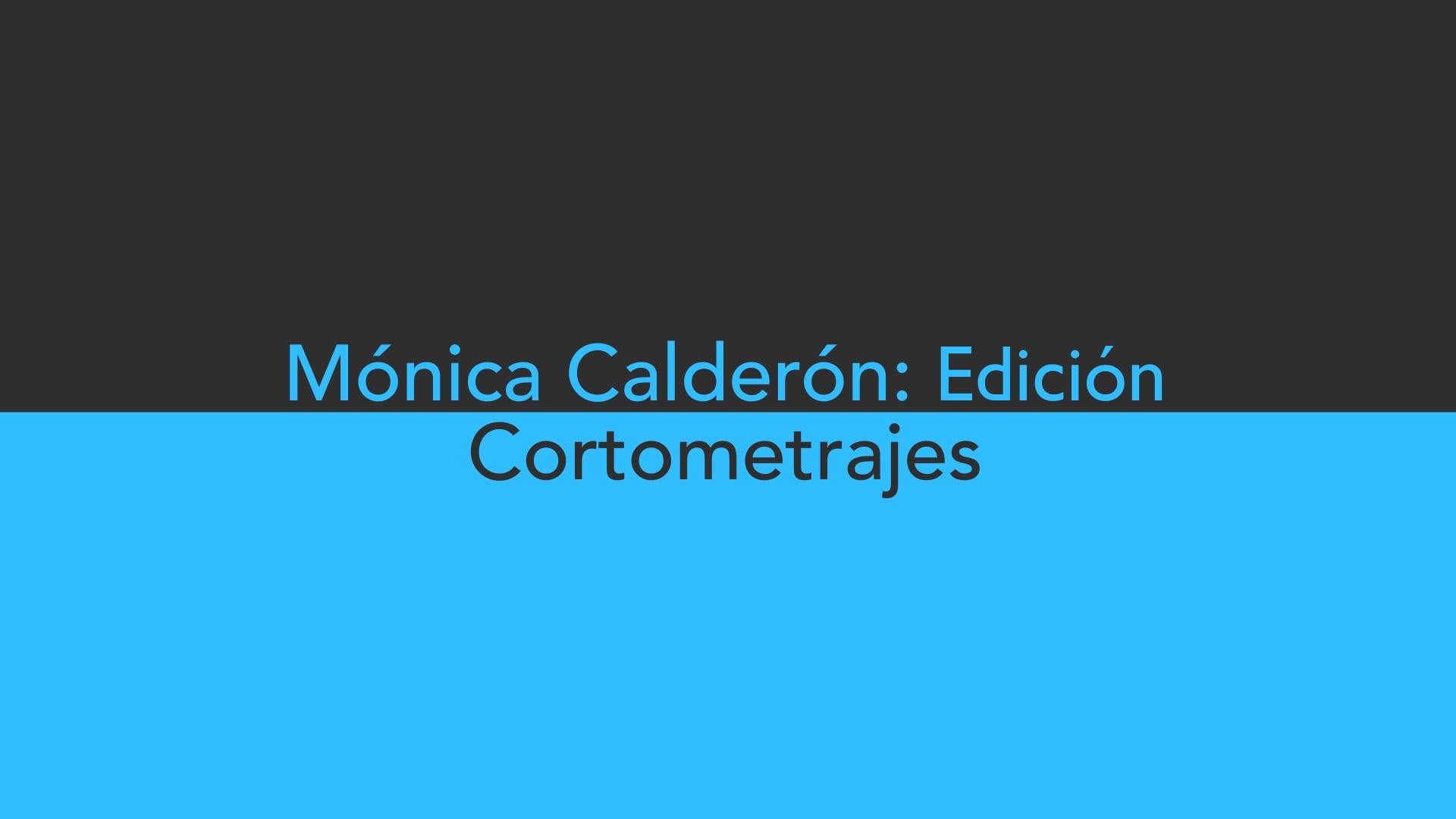 Edit Reel Cortometrajes/Shortfilms 2018