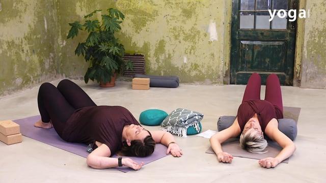 Fit met yoga – les 2