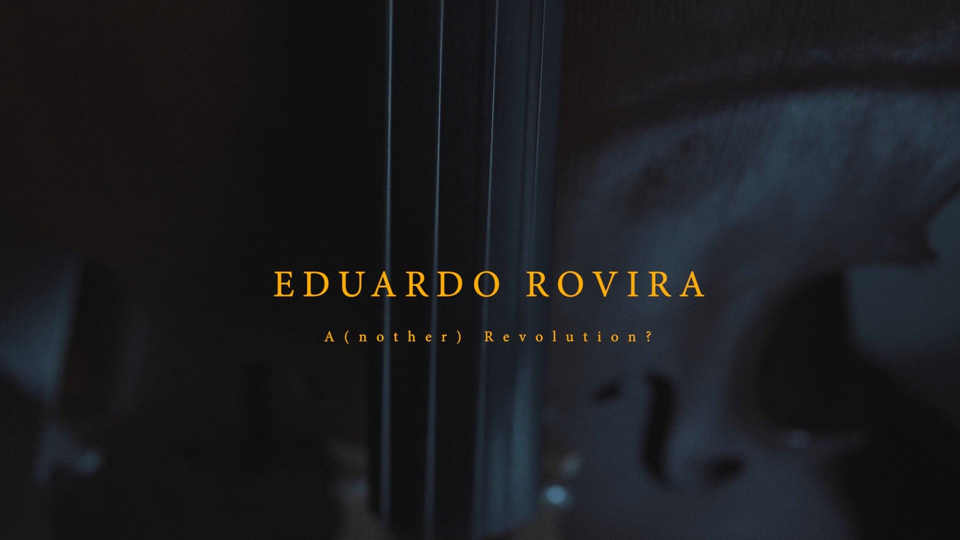EDUARDO ROVIRA X SONICO