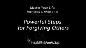 Powerful Steps for Forgiving Others