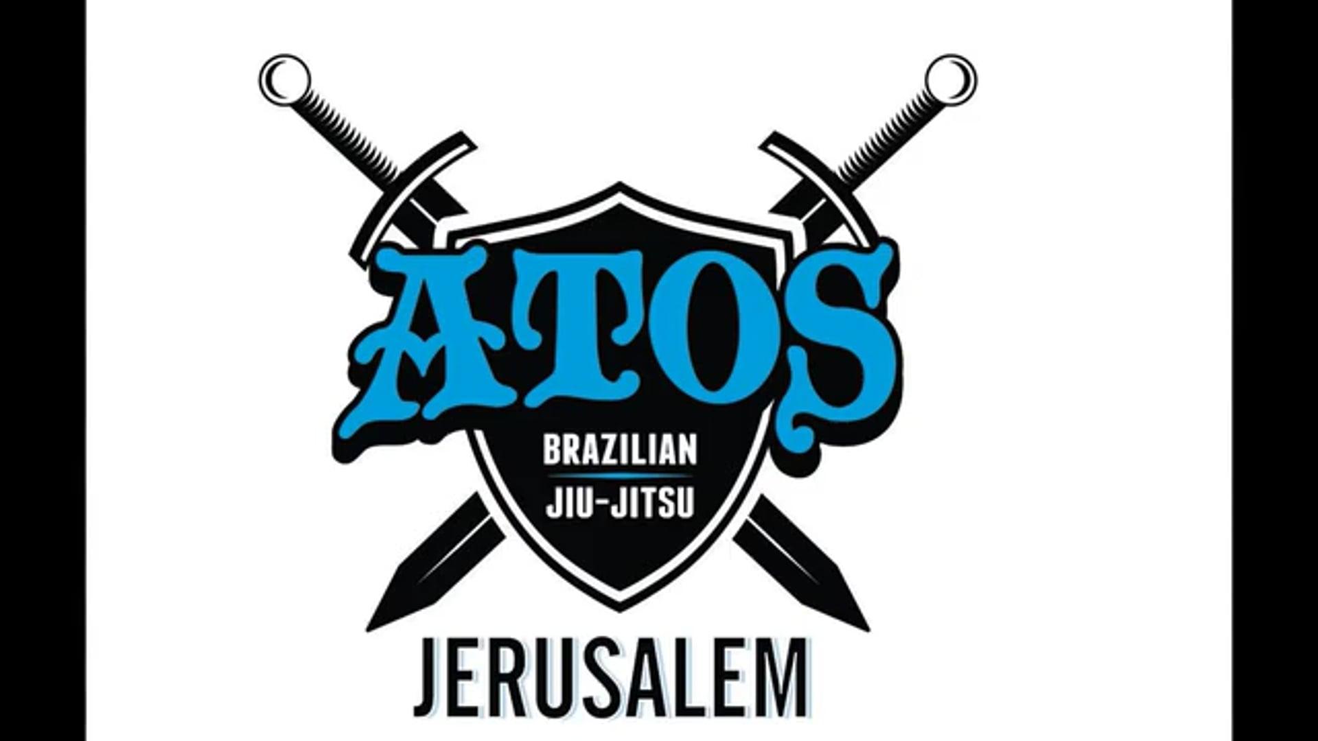 Atos Jerusalem Belt Ceremony 28 Dec 2017