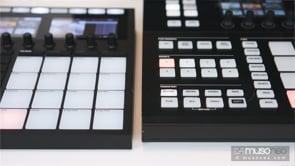 Maschine Studio vs MK3