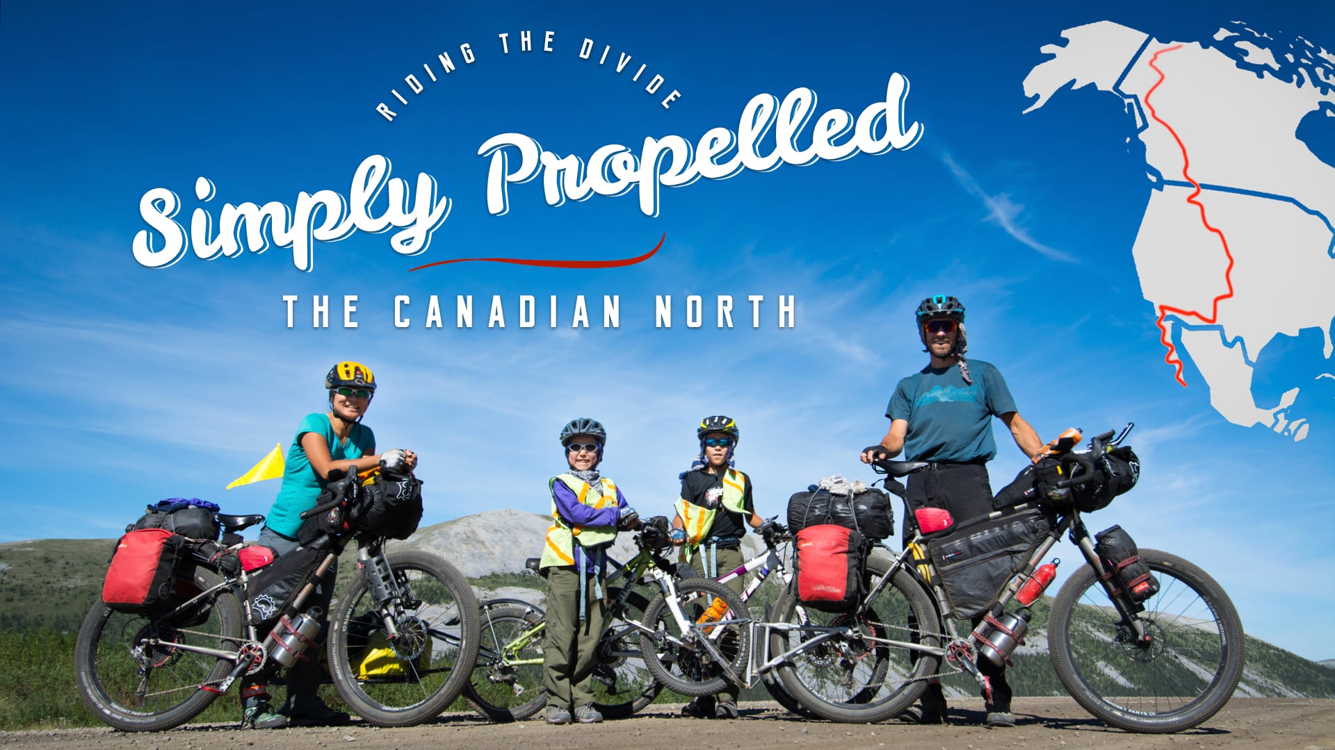 Simply Propelled: The Canadian North