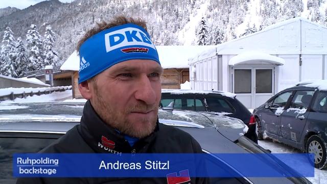 40 Jahre Ruhpolding Ricco Gross & Andreas Stitzl