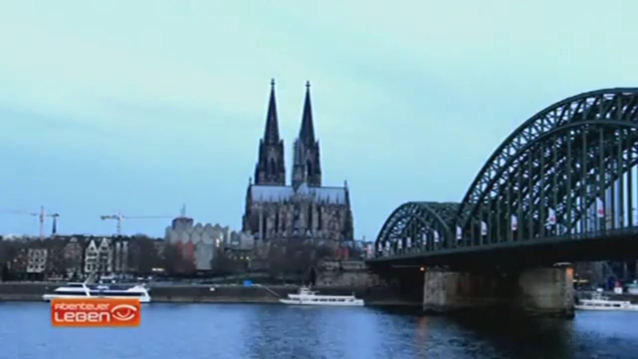 """Der Koelner Dom (""""Abenteuer Leben"""" Kabel-1)"""
