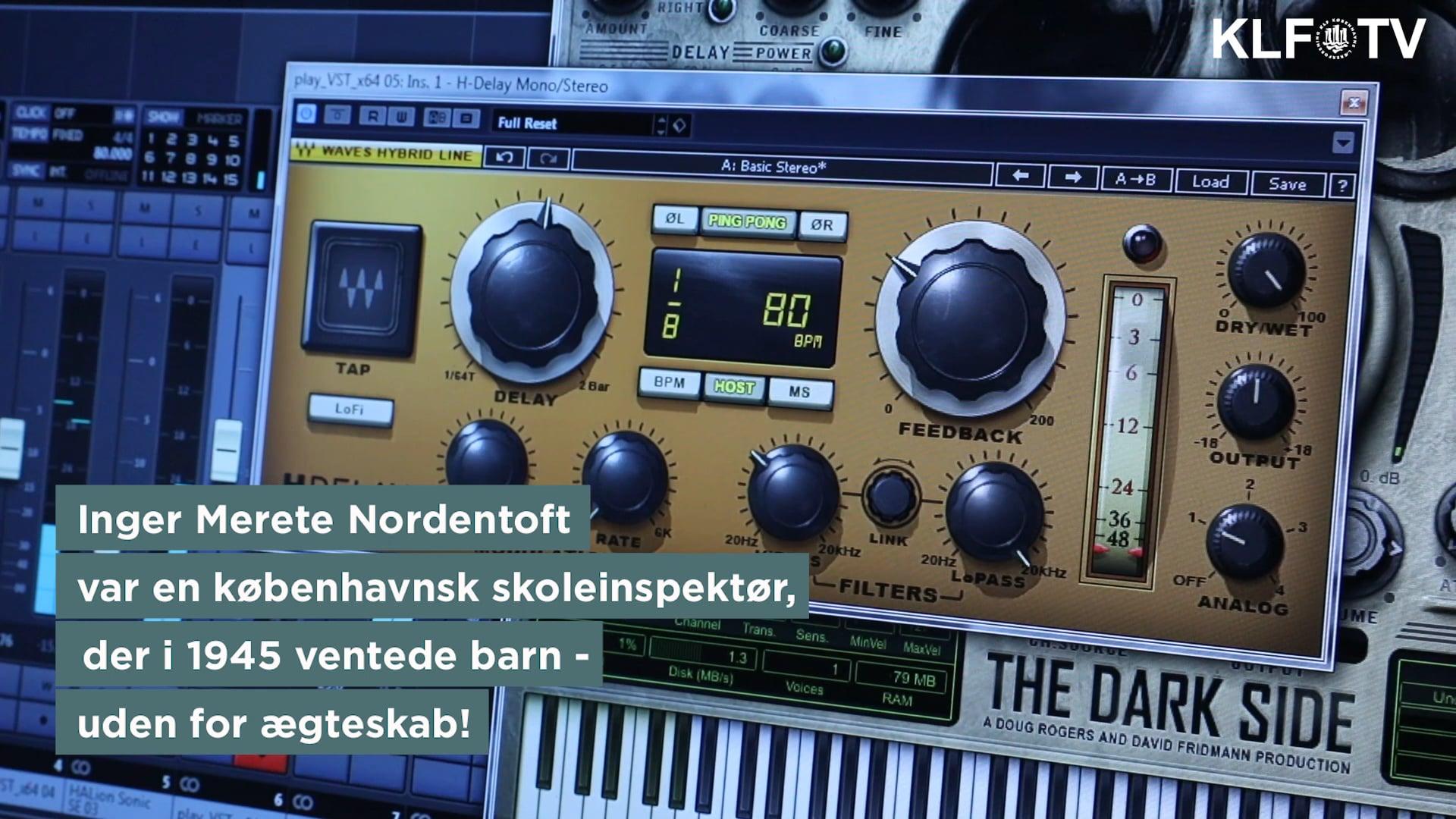 Bag om: Nordentoft-podcasten
