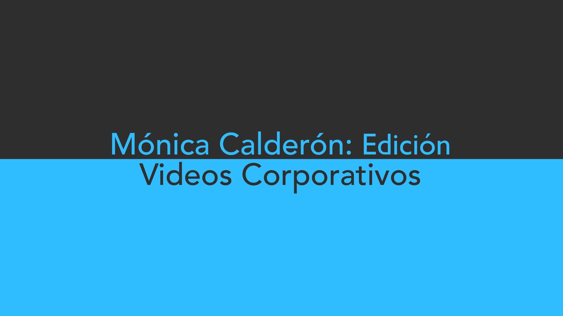 Edit Reel Corporativo/Corporate 2018
