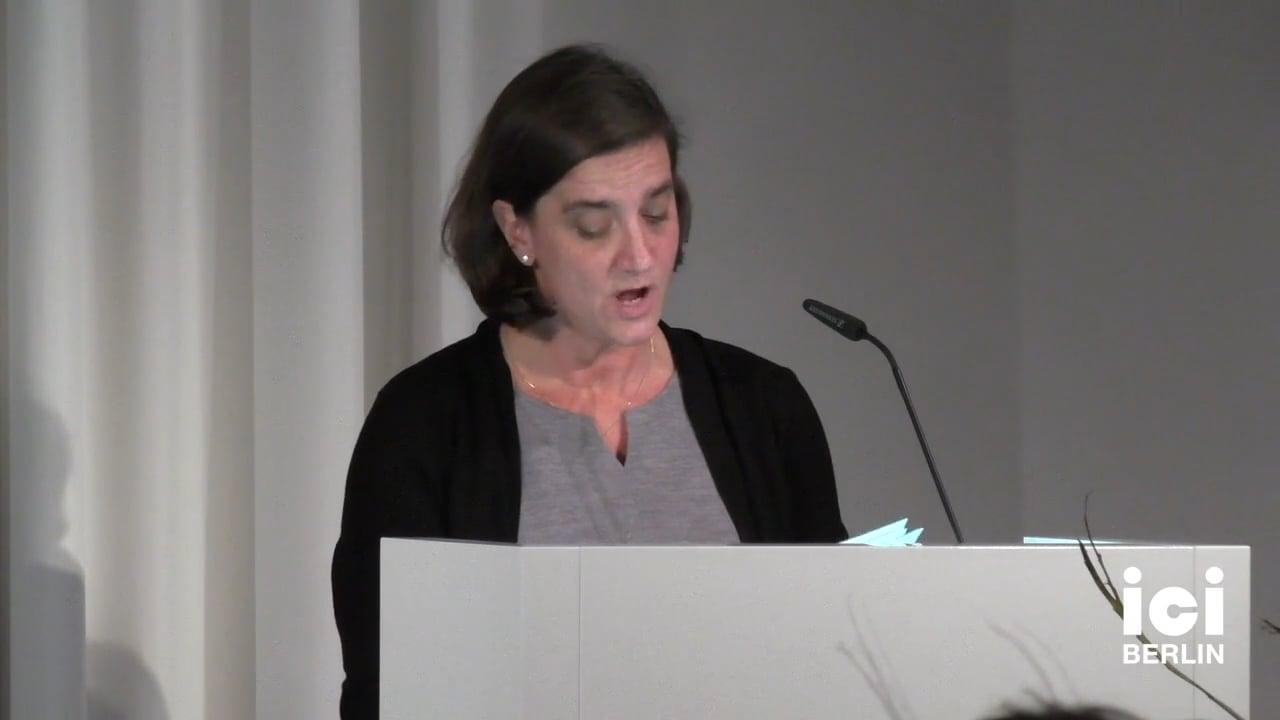 Talk by Suzanne Conklin Akbari